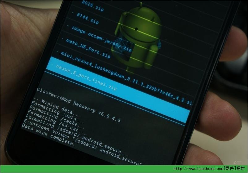 谷歌nexus5日版_让Nexus4秒变高端Nexus5 nexus4刷安卓KitKat android4.4详细图文教程[多图 ...