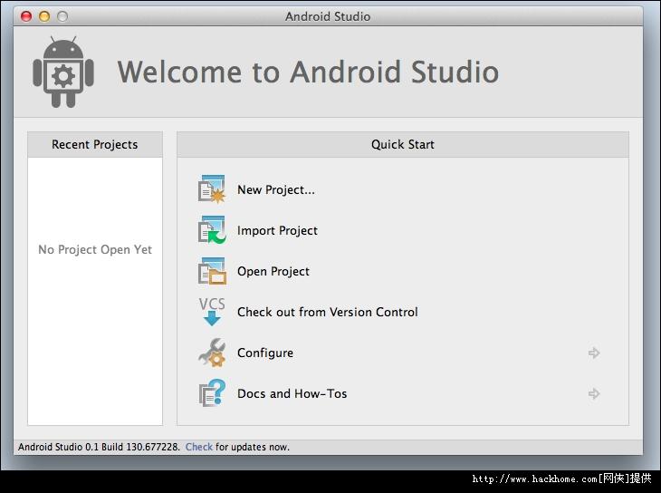 安卓新开发利器 Android Studio v1.0 体验记[多图]