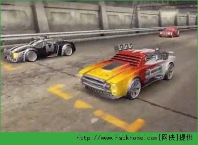 战斗赛车手电脑pc版图2: