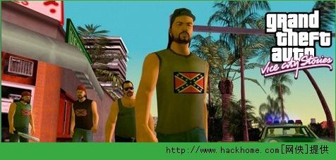 侠盗猎车罪恶都市传奇官网手游IOS版(Grand Theft Auto Vice City)图2: