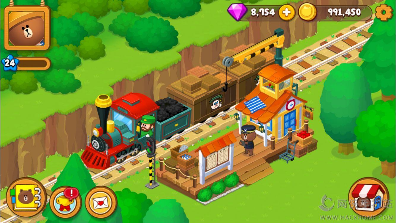 LINE小熊农场官网iOS版图1: