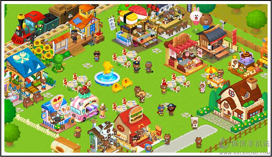 LINE小熊农场官网iOS版图3:
