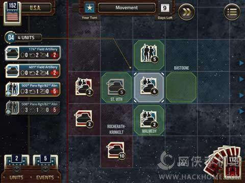 突出部战役手游官方iOS版图1: