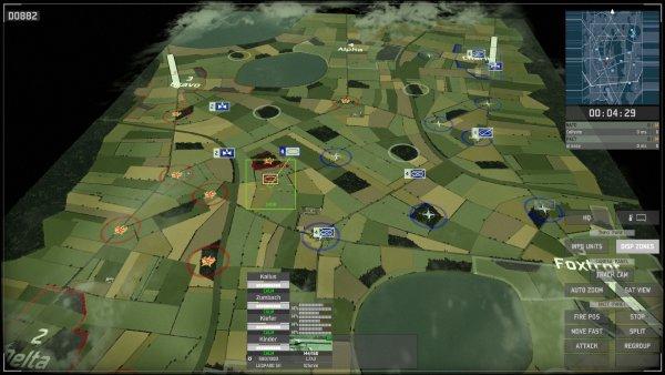 歐洲戰爭手機遊戲