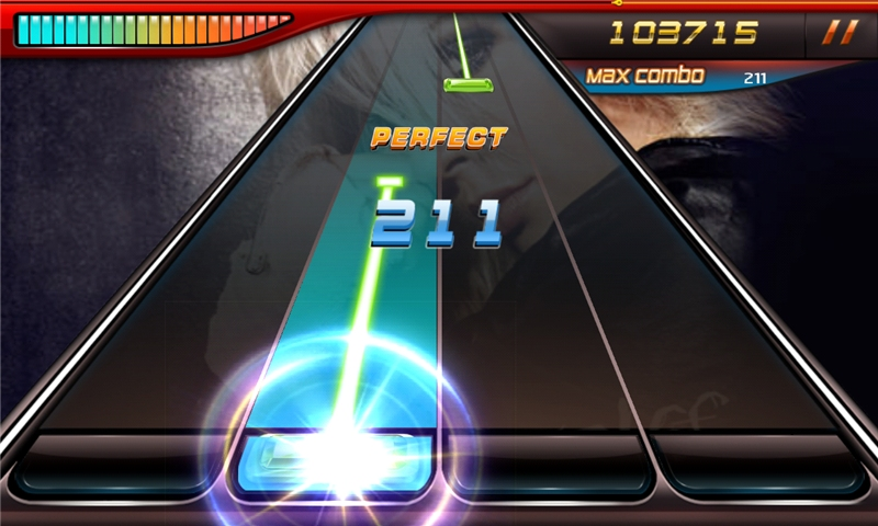 重力感应手机游戏