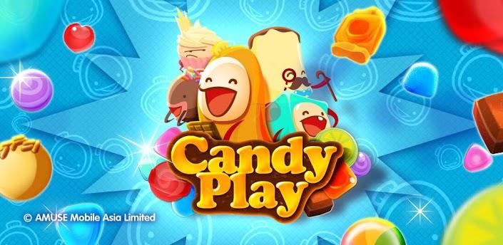 糖果手机游戏