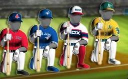 手机棒球游戏