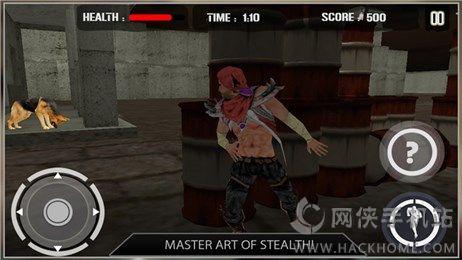 越狱3D官方iOS手机游戏图1: