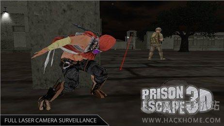 越狱3D官方iOS手机游戏图3: