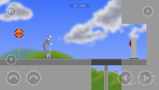 死亡����手�C版安卓版(Happy Wheels)�D2: