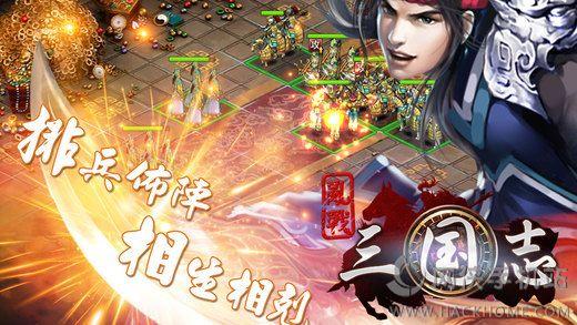 乱战三国志名将传世录游戏安卓手机版图3: