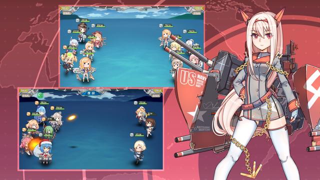 战舰少女R官网ios版图4: