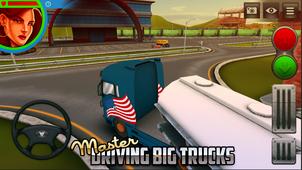 美国大卡车狂奔游戏安卓版图1:
