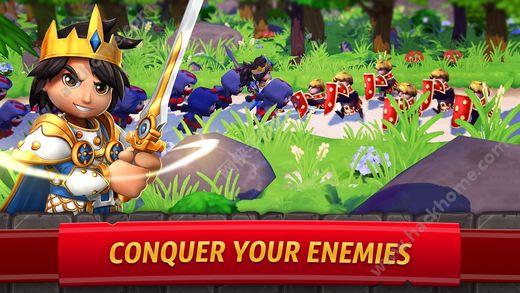皇家起义2游戏官方网站手机版(Royal Revolt 2)图4: