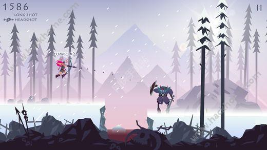 维京人弓箭手之旅游戏手机版(Vikings an Archers Journey)图4:
