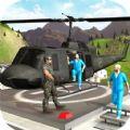 军囚犯运输模拟器