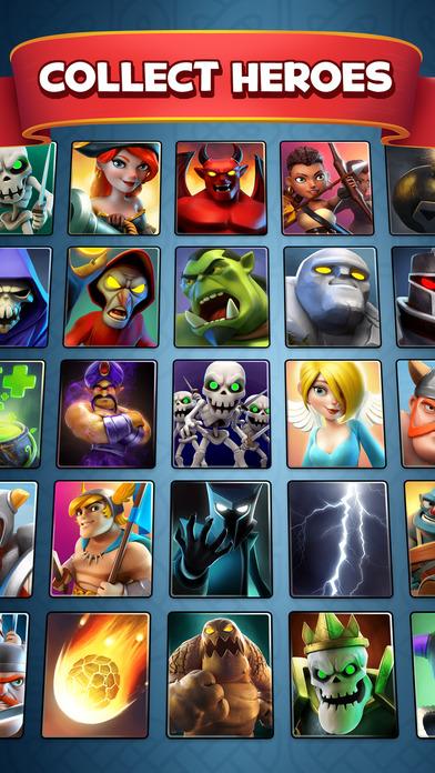 城堡冲击官方网站正版手机游戏(Castle Crush)图4: