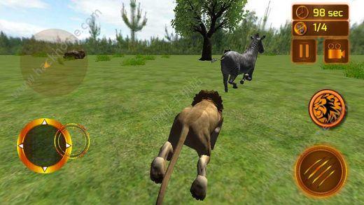 狮子模拟器3D游戏手机版图4: