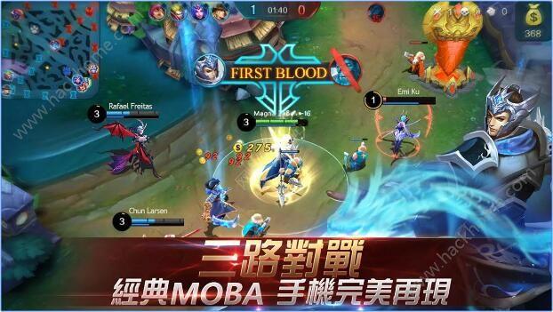 无尽对决Mobile Legends游戏官方网站图1: