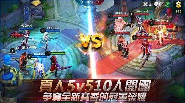 无尽对决Mobile Legends游戏官方网站图5: