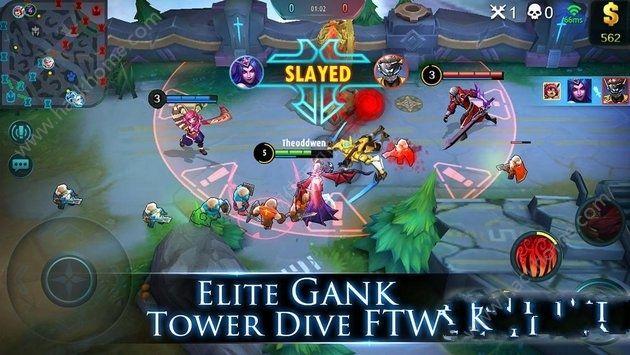 移动传奇轰炸国服手游中文版(Mobile Legends Bang bang)图2: