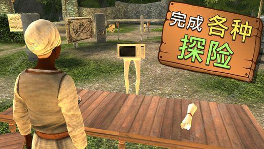 山羊模拟器MMO圣诞官网最新版(Goat Simulator MMO Simulator)图4: