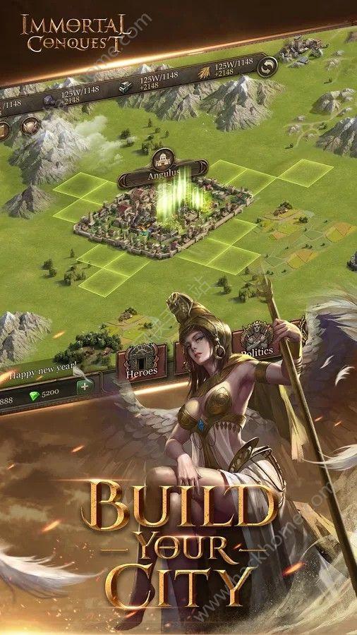 网易游戏不朽征服官方网站唯一正版(Immortal Conquest)图4: