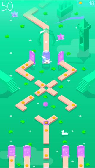 纪念碑谷2纪念河谷游戏安卓版下载图1: