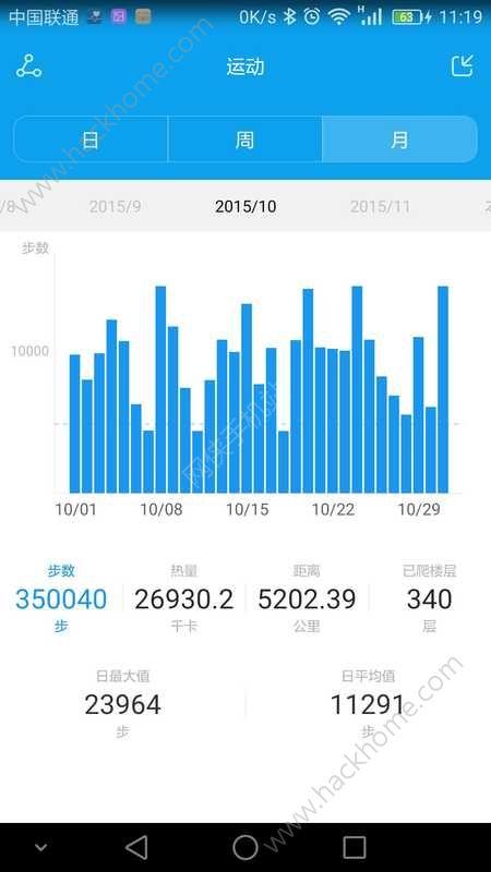 华为运动健康app下载手机版图2: