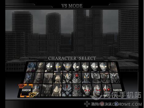 奧特曼格鬥進化重生下載手機版遊戲圖1: