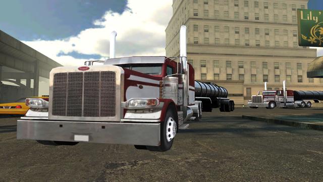 3D卡车漂移官网iOS版图3:
