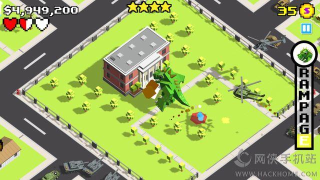 粉粹城市游戏手机版官方下载(Smashy City)图2: