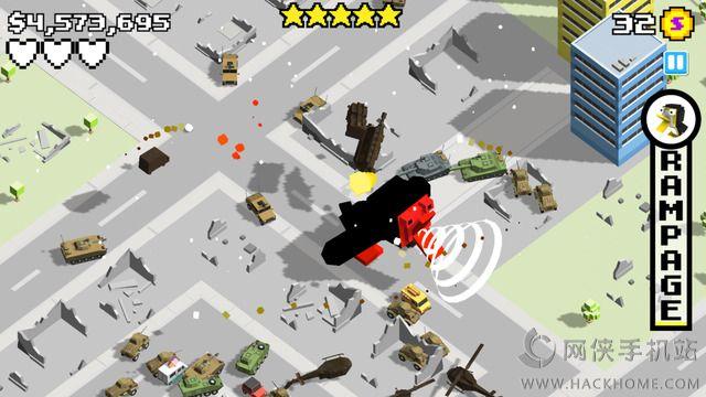 粉粹城市游戏手机版官方下载(Smashy City)图4: