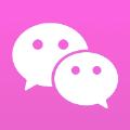 微粉色�O果版