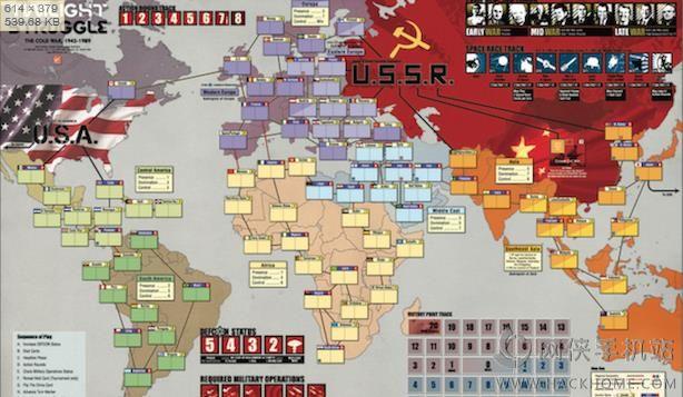 冷战热斗手游安卓版图3: