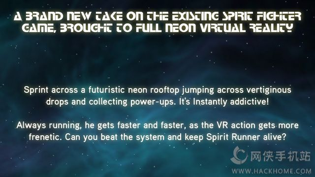 闪灵跑酷VR手游官方版(Spirit Runner VR)图2: