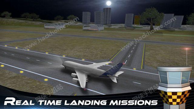 飞机飞行模拟器的3D汉化中文破解版图1: