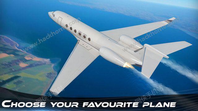 飞机飞行模拟器的3D汉化中文破解版图5: