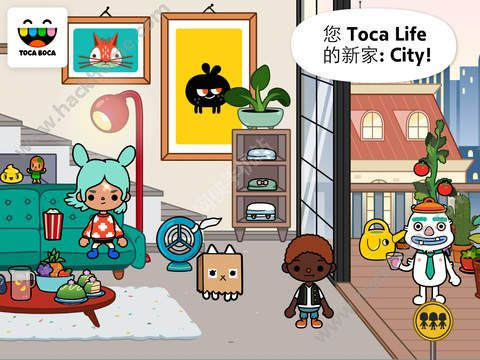 托卡的城市生活iOS已付费免费版游戏图4: