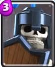 皇室戰爭骷髏守衛值得升級嗎? 骷髏守衛卡組推薦[圖]