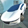 未来飞机汽车驾驶游戏官网安卓版(Futuristic Flying Car) v0.3