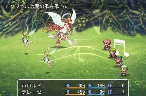 RPG制作大师中文安卓手机版图1:
