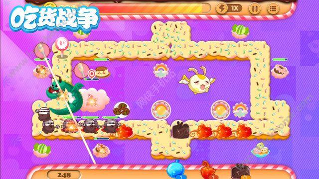 吃货战争游戏官方手机版图2:
