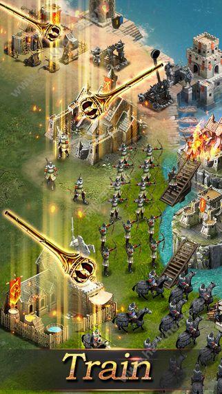 指尖帝王手游官网正版下载(War of Kings)图2: