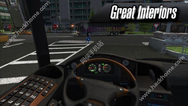 中国长途客车模拟游戏安卓手机版下载(Coach Bus Simulator)图2: