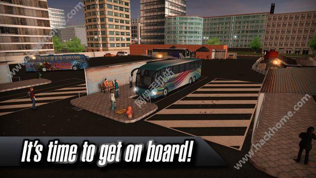 中国长途客车模拟游戏安卓手机版下载(Coach Bus Simulator)图4: