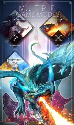 纸牌风暴决斗的守护者官方IOS版(Deckstorm Duel of Guardians)图2: