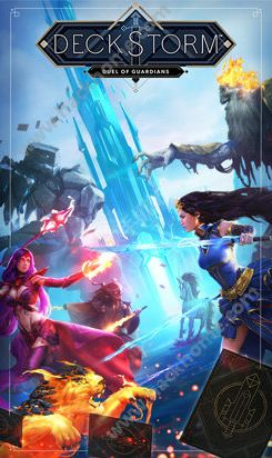 纸牌风暴决斗的守护者官方IOS版(Deckstorm Duel of Guardians)图4: