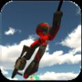 火柴蜘蛛俠英雄2無限體力破解版 v2.2