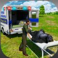 非洲动物救援911急救